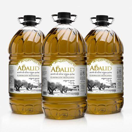 Aceite de Oliva Virgen Extra Adalid 5 L