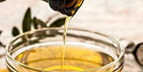 Mascarillas para el pelo a base de aceite de oliva virgen extra