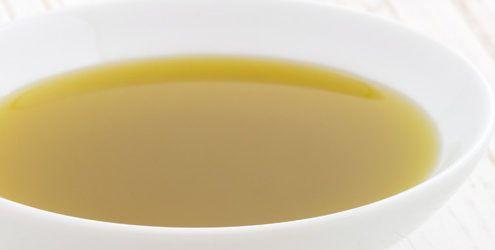 Congelar el aceite de oliva