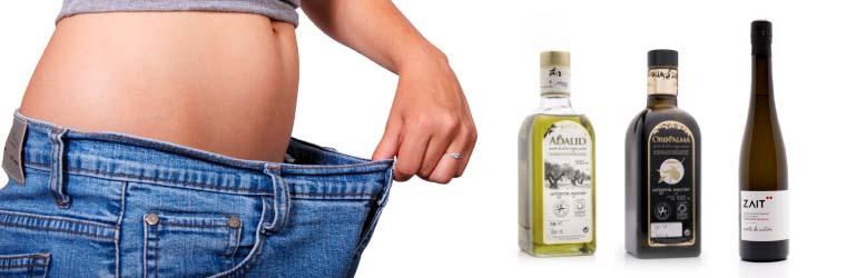 Cómo tomar aceite de oliva virgen extra para adelgazar