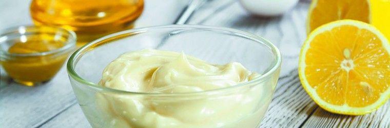 hacer mayonesa con AOVE