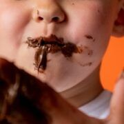 crema de chocolate con AOVE