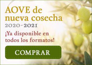 AOVE de nueva cosecha 2020-2021